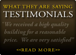 See what they are saying: Testimonials